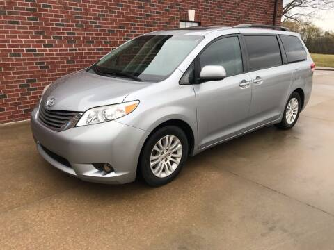 2011 Toyota Sienna for sale at Rickman Motor Company in Somerville TN
