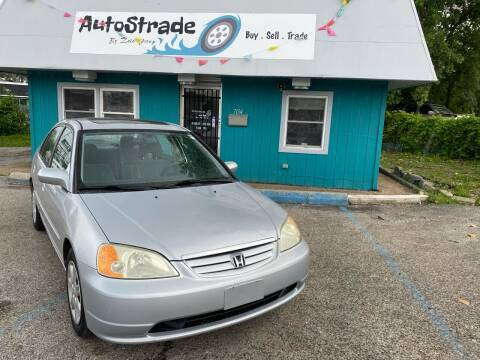 2003 Honda Civic for sale at Autostrade in Indianapolis IN