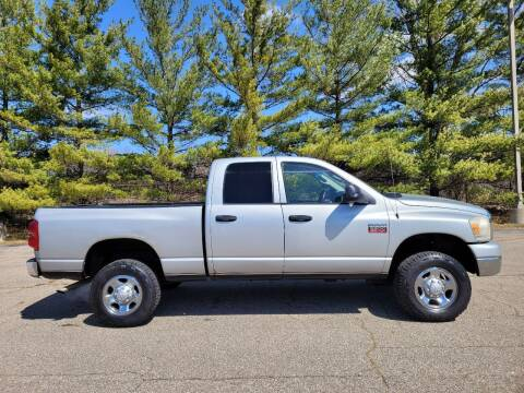 2007 Dodge Ram Pickup 2500 for sale at Finish Line Auto Sales Inc. in Lapeer MI