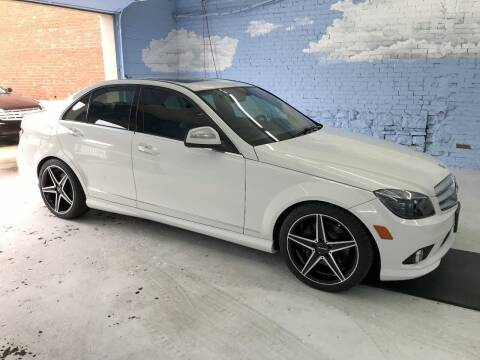 2008 Mercedes-Benz C-Class for sale at Middle Tennessee Auto Brokers LLC in Gallatin TN