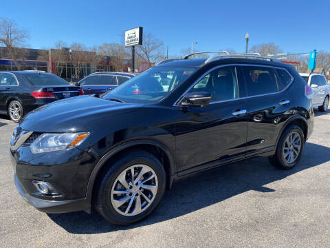 2015 Nissan Rogue for sale at BWK of Columbia in Columbia SC