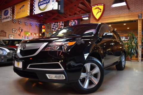 2011 Acura MDX for sale at Chicago Cars US in Summit IL