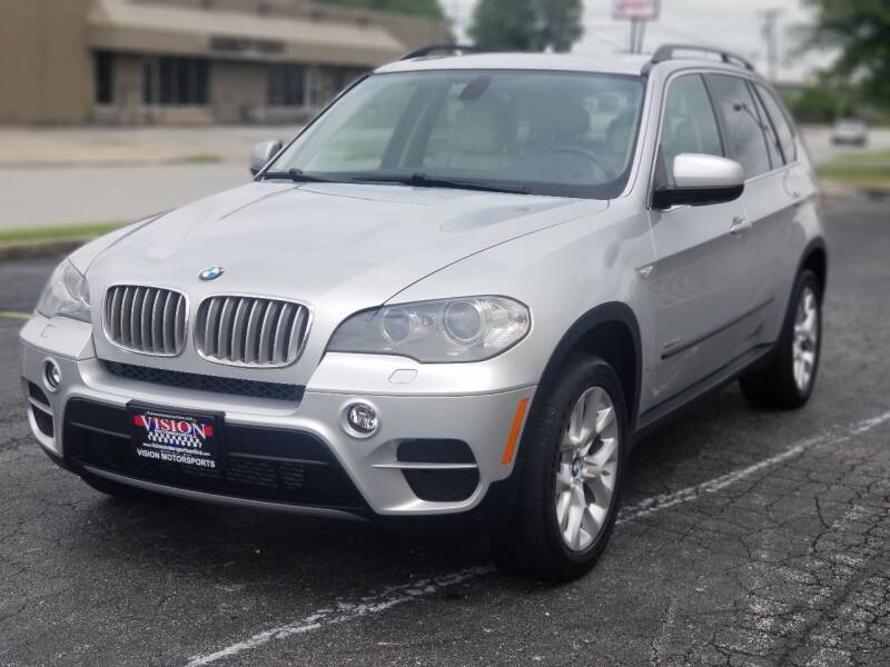 2013 BMW X5 for sale at Vision Motorsports in Tulsa OK