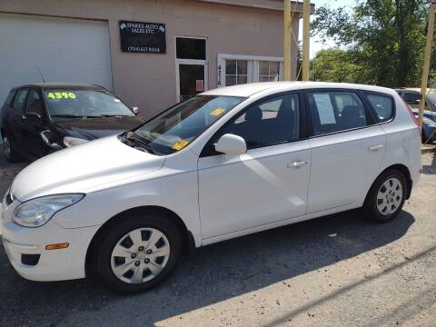 2012 Hyundai Elantra Touring for sale at Sparks Auto Sales Etc in Alexis NC