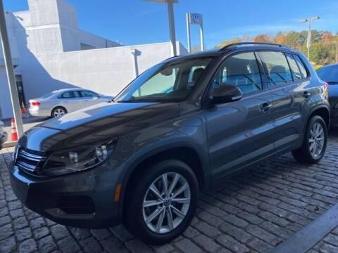 2017 Volkswagen Tiguan for sale at Southern Auto Solutions - Georgia Car Finder - Southern Auto Solutions-Jim Ellis Volkswagen Atlan in Marietta GA