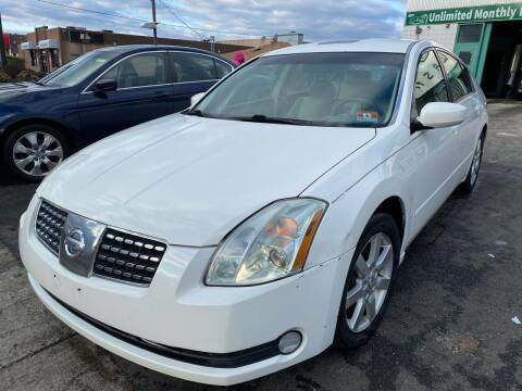 2006 Nissan Maxima for sale at MFT Auction in Lodi NJ
