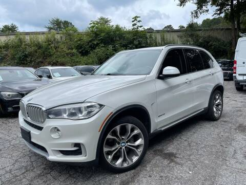 2015 BMW X5 for sale at Car Online in Roswell GA