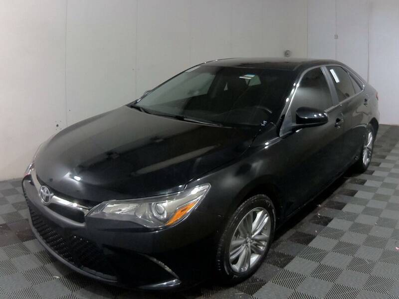 2017 Toyota Camry for sale at Fast Lane Direct in Lufkin TX