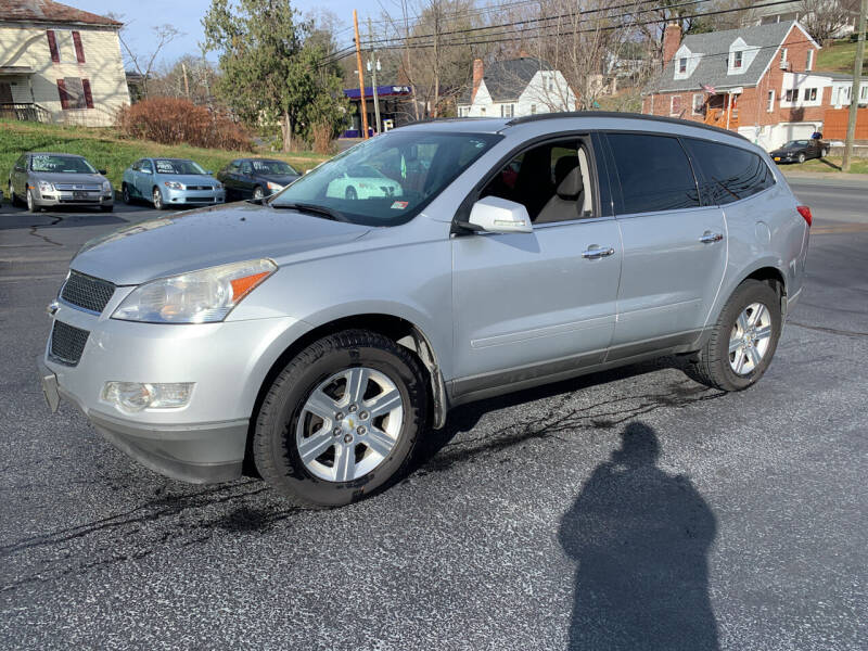 2012 Chevrolet Traverse for sale at KP'S Cars in Staunton VA