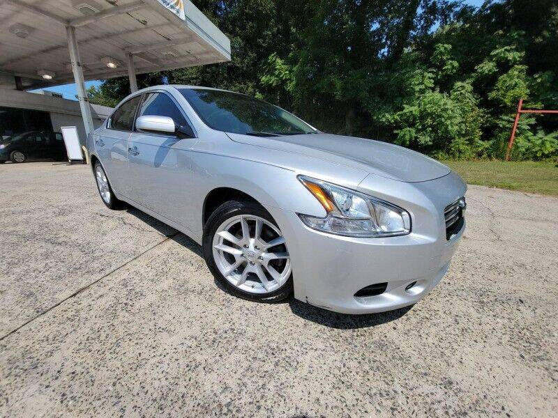2014 Nissan Maxima for sale at McAdenville Motors in Gastonia NC