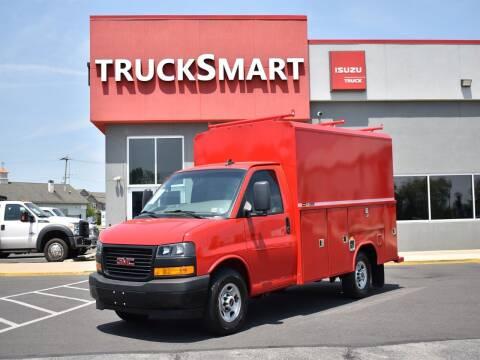 2019 GMC Savana Cutaway for sale at Trucksmart Isuzu in Morrisville PA
