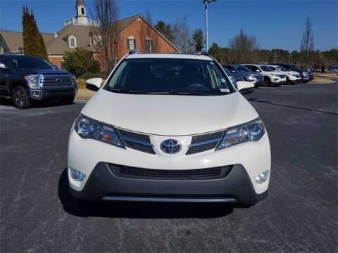 2015 Toyota RAV4 for sale at Southern Auto Solutions - Lou Sobh Honda in Marietta GA