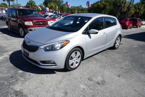 2016 Kia Forte5 for sale at J Linn Motors in Clearwater FL