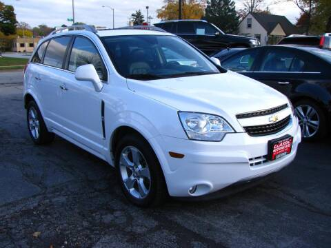 2014 Chevrolet Captiva Sport for sale at CLASSIC MOTOR CARS in West Allis WI