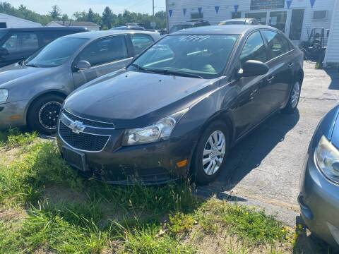 2014 Chevrolet Cruze for sale at Plaistow Auto Group in Plaistow NH