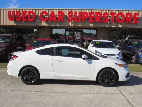 2015 Honda Civic for sale at Checkered Flag Auto Sales NORTH in Lakeland FL