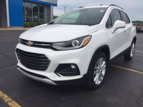 2017 Chevrolet Trax for sale at Jones Chevrolet Buick Cadillac in Richland Center WI