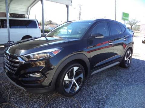 2017 Hyundai Tucson for sale at PICAYUNE AUTO SALES in Picayune MS