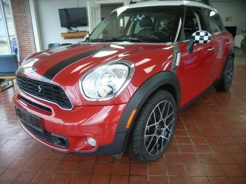 2013 MINI Countryman for sale at HALL OF FAME MOTORS in Rittman OH