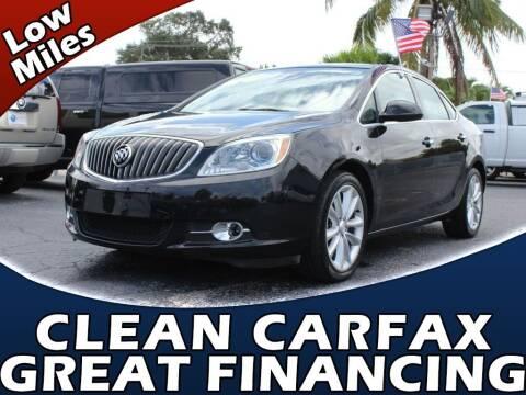 2013 Buick Verano for sale at Palm Beach Auto Wholesale in Lake Park FL