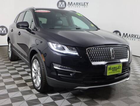 2019 Lincoln MKC for sale at Markley Motors in Fort Collins CO