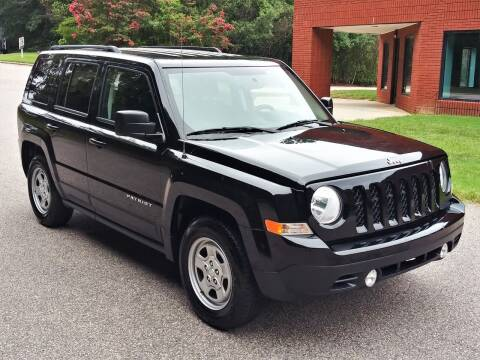 2016 Jeep Patriot for sale at Weaver Motorsports Inc in Cary NC