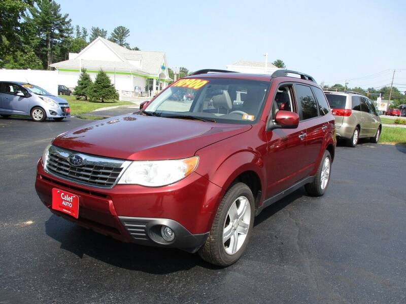 2010 Subaru Forester for sale in Somersworth, NH