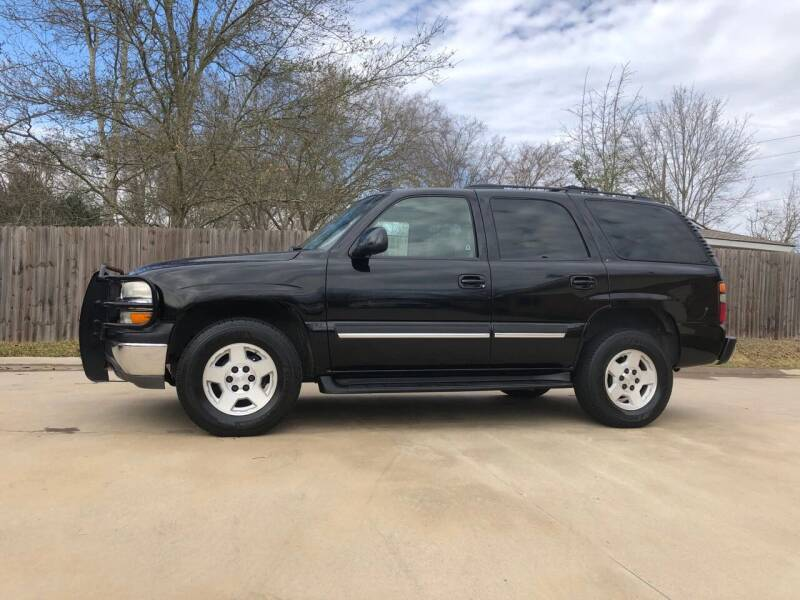 2006 Chevrolet Tahoe for sale at H3 Auto Group in Huntsville TX
