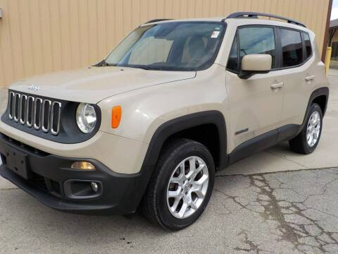 2015 Jeep Renegade for sale at Automotive Locator- Auto Sales in Groveport OH