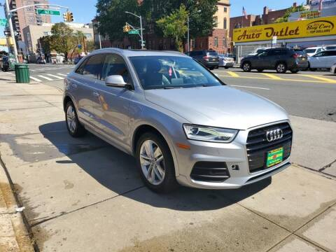 2016 Audi Q3 for sale at Sylhet Motors in Jamacia NY