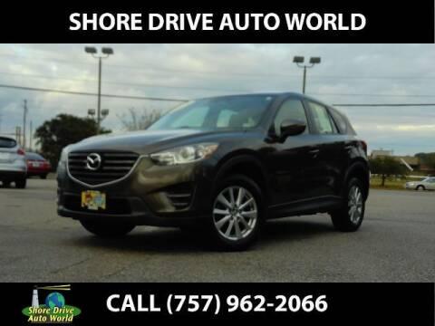 2016 Mazda CX-5 for sale at Shore Drive Auto World in Virginia Beach VA