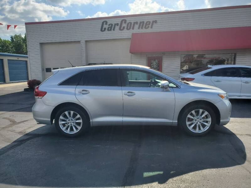 2013 Toyota Venza for sale at Car Corner in Mexico MO