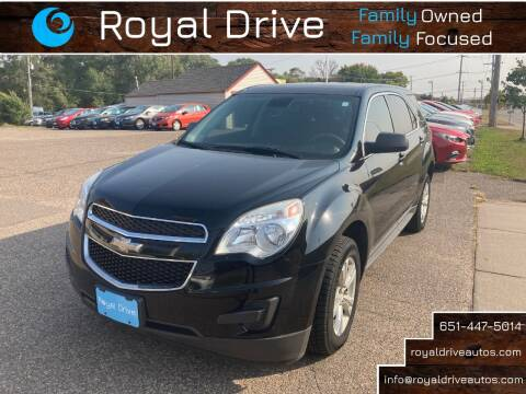 2014 Chevrolet Equinox for sale at Royal Drive in Newport MN