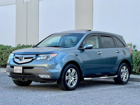 2008 Acura MDX for sale at Carfornia in San Jose CA