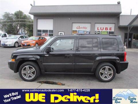 2008 Jeep Patriot for sale at QUALITY MOTORS in Salmon ID