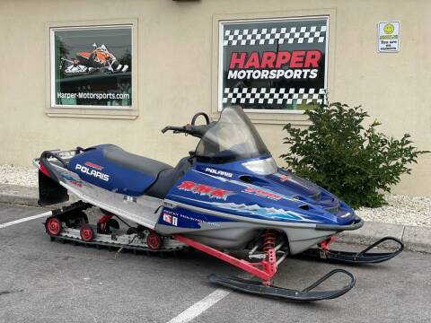 2002 Polaris RMK 700 144in for sale at Harper Motorsports-Powersports in Post Falls ID