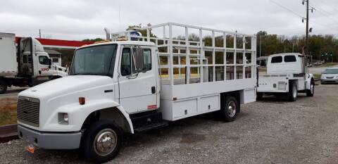 2001 Freightliner FL60 for sale at Rustys Auto Sales - Rusty's Auto Sales in Platte City MO