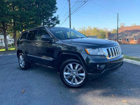 2012 Jeep Grand Cherokee for sale at Mike's Wholesale Cars in Newton NC