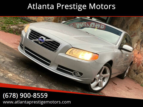 2010 Volvo S80 for sale at Atlanta Prestige Motors in Decatur GA
