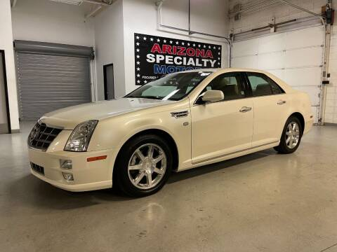 2011 Cadillac STS for sale at Arizona Specialty Motors in Tempe AZ