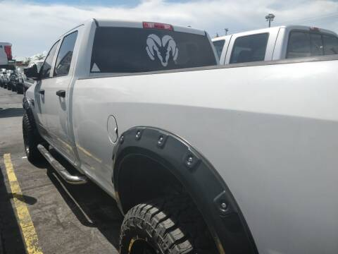 2012 RAM Ram Pickup 2500 for sale at Transcontinental Car in Fort Lauderdale FL
