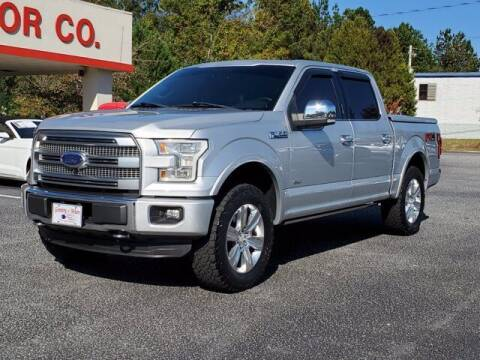 2015 Ford F-150 for sale at Gentry & Ware Motor Co. in Opelika AL