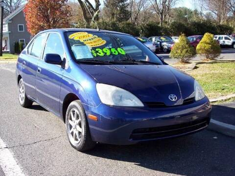 2002 Toyota Prius for sale at Motor Pool Operations in Hainesport NJ