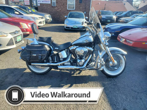 2003 Harley-Davidson FLSTCI for sale at Kar Connection in Little Ferry NJ