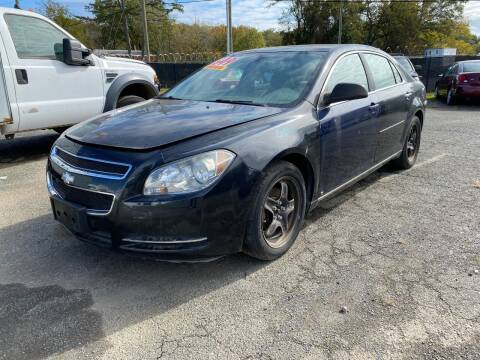 2010 Chevrolet Malibu for sale at ASAP Car Parts in Charlotte NC