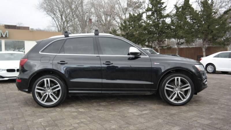 2014 Audi SQ5 for sale at Cars-KC LLC in Overland Park KS