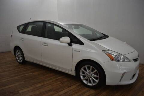 2012 Toyota Prius v for sale at Paris Motors Inc in Grand Rapids MI