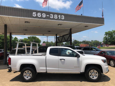 2016 Chevrolet Colorado for sale at BOB SMITH AUTO SALES in Mineola TX