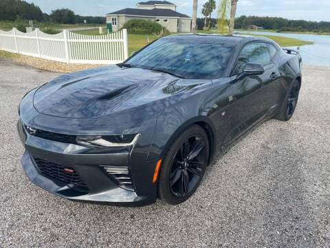 2016 Chevrolet Camaro for sale at Specialty Motors LLC in Land O Lakes FL