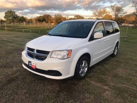 2013 Dodge Grand Caravan for sale at LA PULGA DE AUTOS in Dallas TX